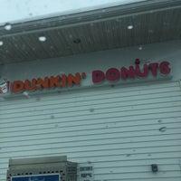 4/1/2017 tarihinde Markziyaretçi tarafından Dunkin' Donuts'de çekilen fotoğraf