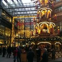 Potsdamer Platz Arkaden Einkaufszentrum In Berlin