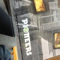 Foto scattata a Pioneers Western Kitchen da Kathleen G. il 2/18/2013