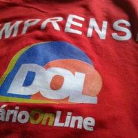2ea759fd296 ... Photo taken at DOL - Diário Online by Antonio B. on 10 10  ...