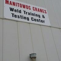 Manitowoc crane care welding school - Manitowoc, WI