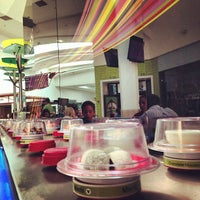 Снимок сделан в Wasabi Modern Japanese Cuisine пользователем DJ d. 11/11/2012