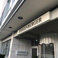 Das Foto wurde bei Steigenberger Hotel Köln von Sascha B. am 2/8/2018 aufgenommen