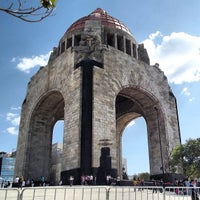 Foto diambil di Monumento a la Revolución Mexicana oleh Óscar R. pada 6/11/2013