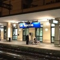 Das Foto wurde bei Stazione La Spezia Centrale von Giuseppe D. am 11/10/2012 aufgenommen