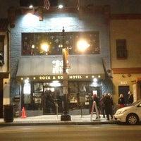 1/24/2013にKevin S.がRock & Roll Hotelで撮った写真