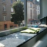 6/4/2013 tarihinde Mario H.ziyaretçi tarafından Die Zentrale Coworking'de çekilen fotoğraf