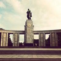 Sowjetisches Ehrenmal Tiergarten Tiergarten Berlin Berlin