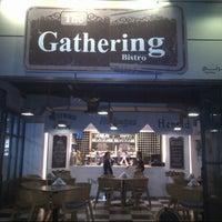 4/26/2013 tarihinde ...ziyaretçi tarafından The Gathering Bistro'de çekilen fotoğraf