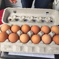 Das Foto wurde bei Inwood Farmers Market von Doug L. am 9/12/2015 aufgenommen