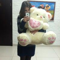 Снимок сделан в Сплетни пользователем Александра П. 2/14/2013