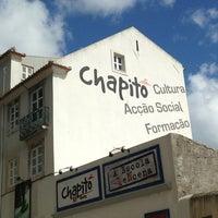Foto tirada no(a) Chapitô por Jorge F. em 7/28/2013