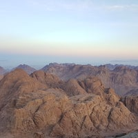 Mount Sinai Highest Peak | قمة جبل سيناء - Mountain in Saint