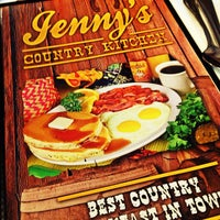 Jenny S Country Kitchen Diner In Whittier