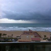 Foto tomada en Hotel RH Gijón por Goyi Y. el 3/1/2013