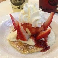 Foto diambil di Pancake Café oleh Mnsnan A. pada 2/28/2013