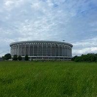 Снимок сделан в СКК «Петербургский» пользователем Ирина А. 6/12/2013