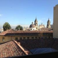 6/26/2013 tarihinde Clara M.ziyaretçi tarafından Hotel de la Opera'de çekilen fotoğraf