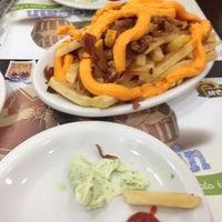 Снимок сделан в Brasil Burger пользователем Dimitri L. 4/20/2013