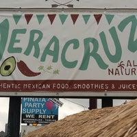 รูปภาพถ่ายที่ Veracruz All Natural โดย Greg A. เมื่อ 11/12/2018