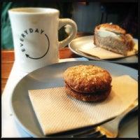 8/4/2013 tarihinde Hennley S.ziyaretçi tarafından Everyday Coffee'de çekilen fotoğraf