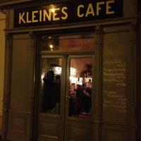 Foto tirada no(a) Kleines Café por Norbert G. em 11/22/2012