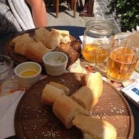 Снимок сделан в Хлеб и Вино пользователем Tatyana S. 7/26/2013