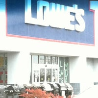 Photo Taken At Lowe 39 S Home Improvement By Josh R On