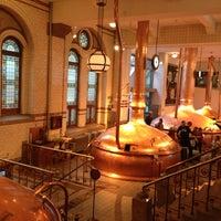 Снимок сделан в Музей пива Heineken Experience пользователем Alessandro L. 5/17/2013