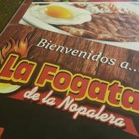 8/29/2015에 Dan G.님이 La Fogata De La Nopalera에서 찍은 사진
