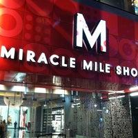รูปภาพถ่ายที่ Miracle Mile Shops โดย bsmommy22 เมื่อ 1/8/2013