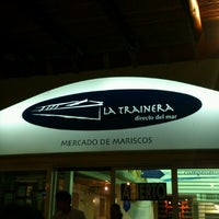 1/14/2013 tarihinde Monica Elinor S.ziyaretçi tarafından La Trainera'de çekilen fotoğraf