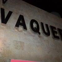 Снимок сделан в OV Vaquero Restaurante y Taquería пользователем Isaac J. 3/24/2013