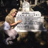 6/21/2015 tarihinde Merve T.ziyaretçi tarafından Bakırköy Mezarlığı'de çekilen fotoğraf