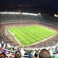 Foto tomada en Camp Nou por Eugeny T. el 5/5/2013