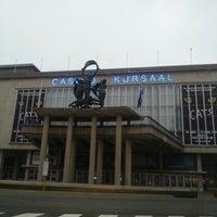 Foto diambil di Kursaal Oostende oleh Younes V. pada 1/8/2013