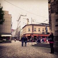 Foto tirada no(a) Milia's Coffee por Christoph G. em 5/21/2013
