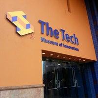 Foto scattata a The Tech Museum of Innovation da Melissa H. il 2/16/2013