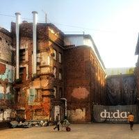 5/16/2013 tarihinde Denis T.ziyaretçi tarafından Dada Underground'de çekilen fotoğraf
