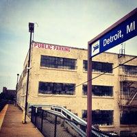 Foto scattata a Detroit Amtrak Station (DET) da Артем С. il 6/16/2013