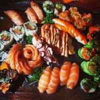 Foto tirada no(a) Sushi by Cleber por Alessandra P. em 7/1/2013