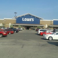 Photo Taken At Lowe 39 S Home Improvement By Danny Z On