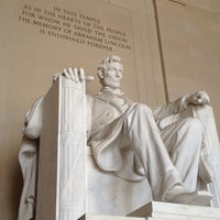 Photo prise au Mémorial Lincoln par Claudia S. le7/23/2013