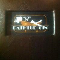 Das Foto wurde bei Bathtub Gin von Summer B. am 11/11/2012 aufgenommen