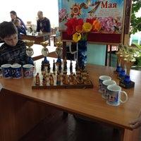 Foto tomada en Шахматный Клуб Белая Ладья por Мария👓 И. el 5/18/2013