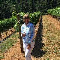 Foto scattata a Phelps Creek Vineyards da Valerie O. il 7/31/2016