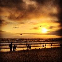 Das Foto wurde bei Santa Monica State Beach von Rodrigo L. am 4/1/2013 aufgenommen