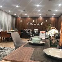 Photo Taken At Modani Furniture New York By Bilge E On 11 15
