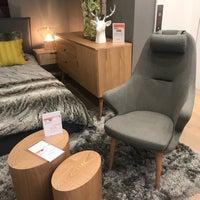 Photo Taken At Modani Furniture New York By Bilge E On 10 27