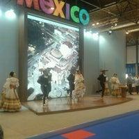 Foto diambil di Feria Internacional de Turismo (FITUR) oleh Pedratour v. pada 1/31/2013